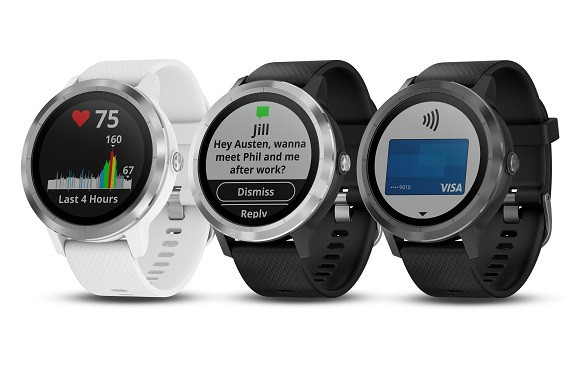 IFA 2017: Garmin presenta tres nuevos Wearables y el servicio Garmin Pay