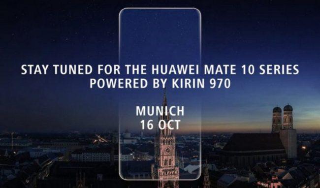 IFA 2017: Huawei presenta Kirin 970, el nuevo chipset del Mate 10