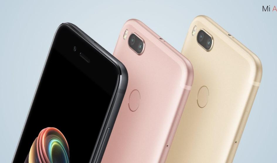 Xiaomi Mi A1 anunciado oficialmente