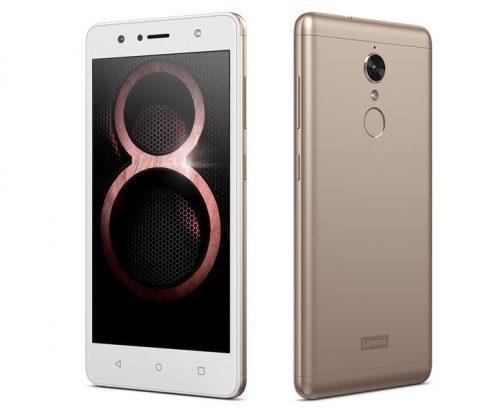 Lenovo anuncia los smartphones K8 y K8 Plus