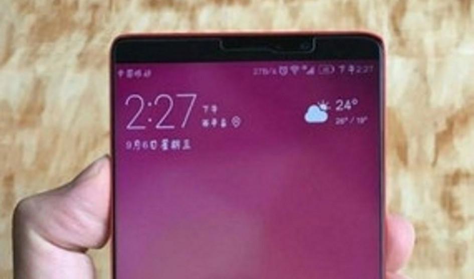 Huawei Mate 10 avistado