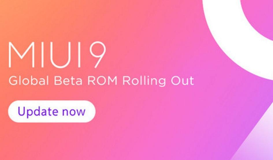 Xiaomi lanza MIUI 9 Global Beta