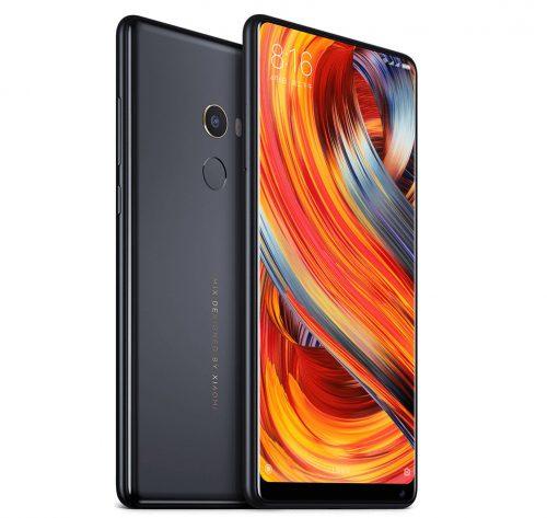 Xiaomi Mi Mix 2 presentado oficialmente
