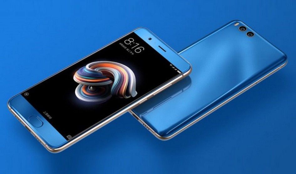 Xiaomi también presenta su Mi Note 3