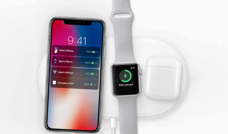 Apple AirPower no estará disponible hasta 2018