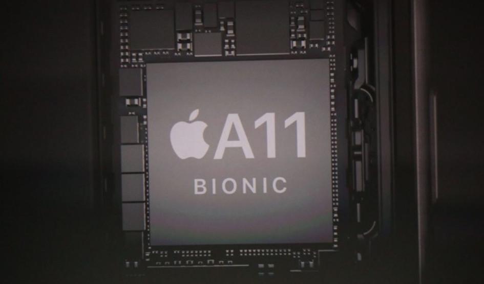 Apple A11 Bionic avistado en Geekbench