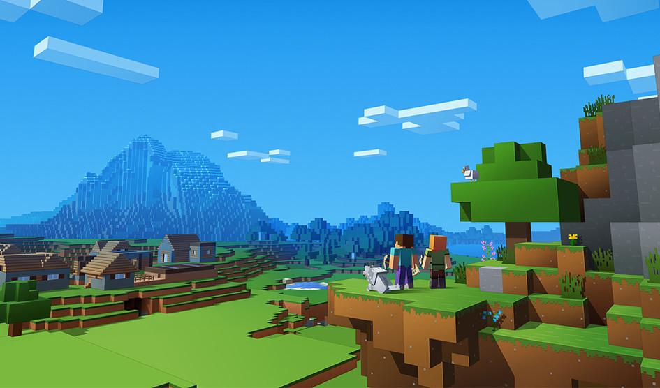 Minecraft estará hoy disponible en New 3DS