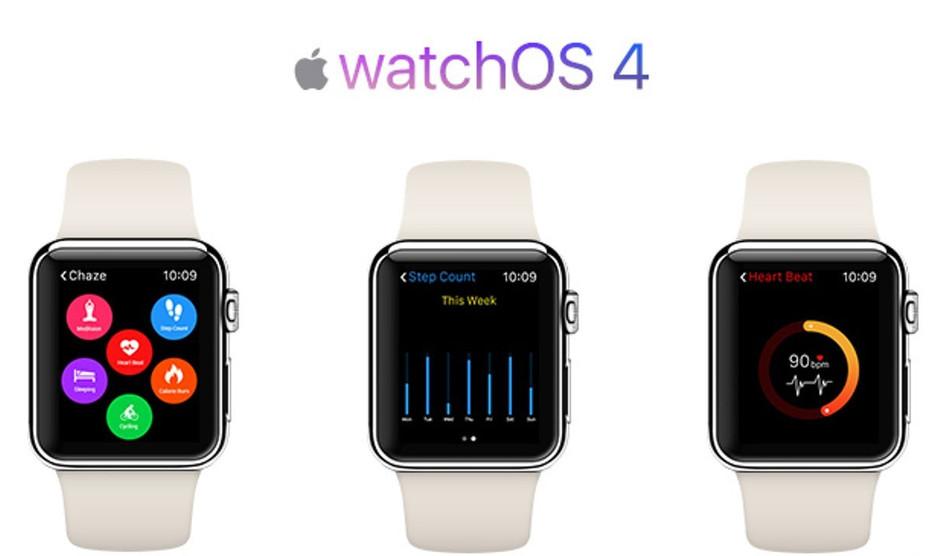 Apple watchOS 4 soluciona el problema de drenaje de la batería