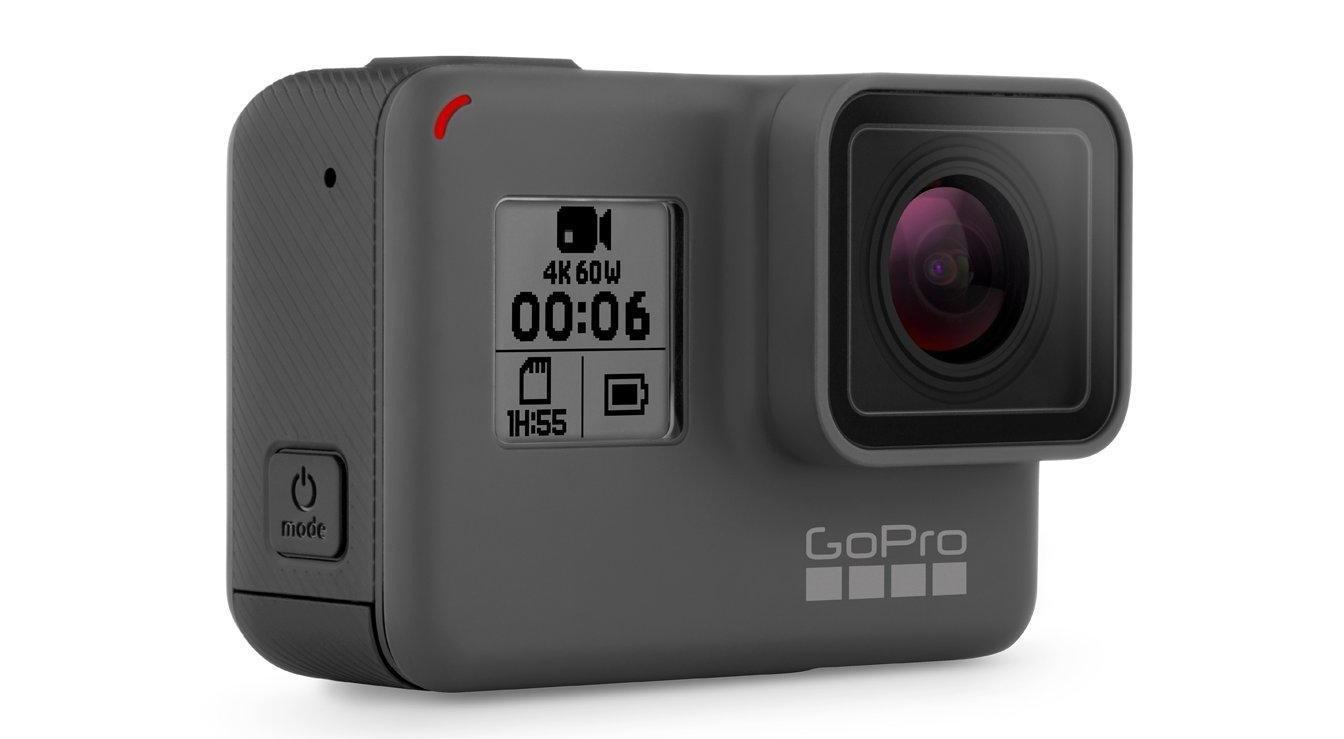 GoPro Hero 6 Black ya dispone de precio