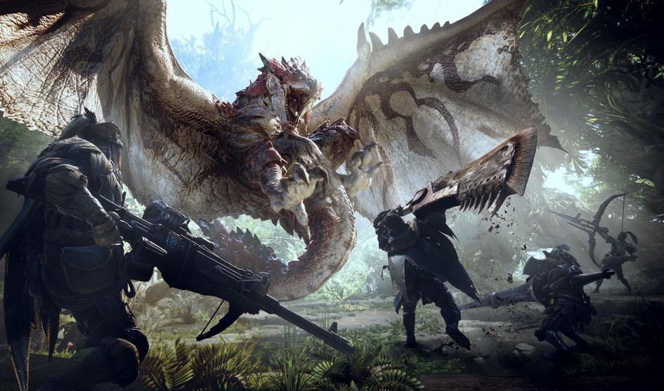 Monster Hunter: World llegará en 2018