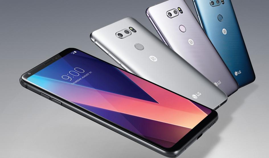 LG V30 ya está disponible en Corea del Sur
