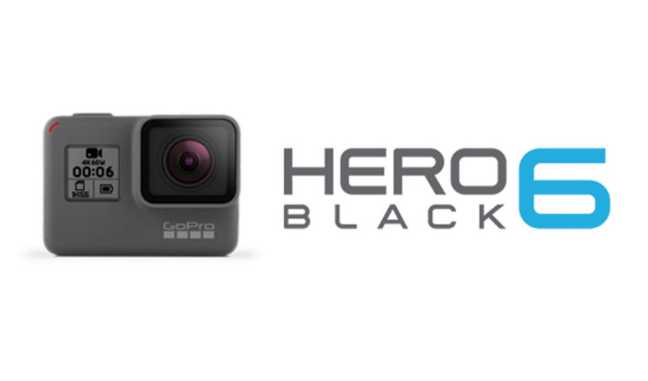 GoPro Hero 6 Black llegará la semana que viene