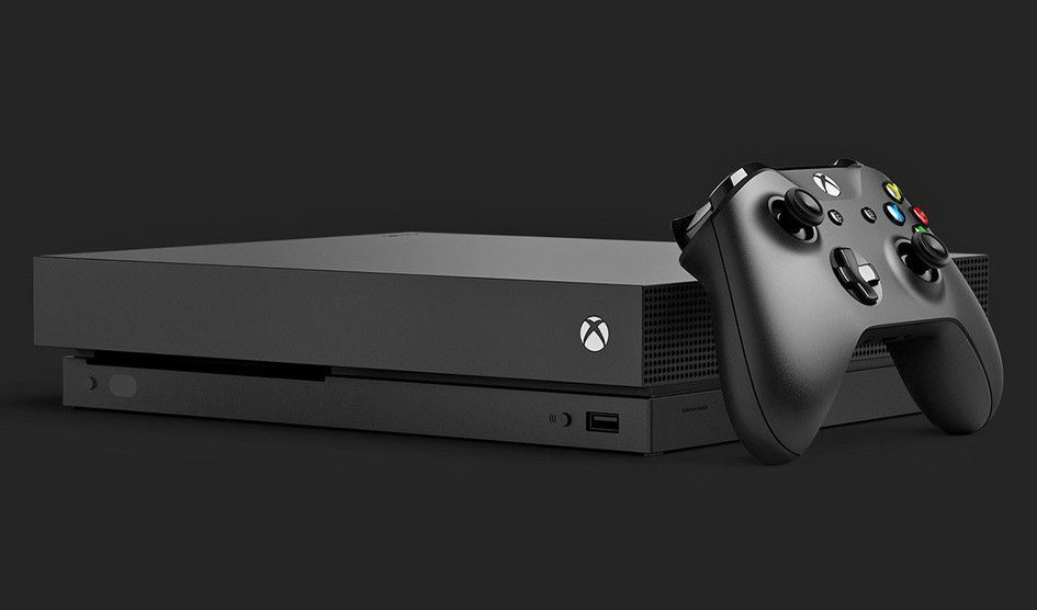 Xbox One X ya disponible en preventa