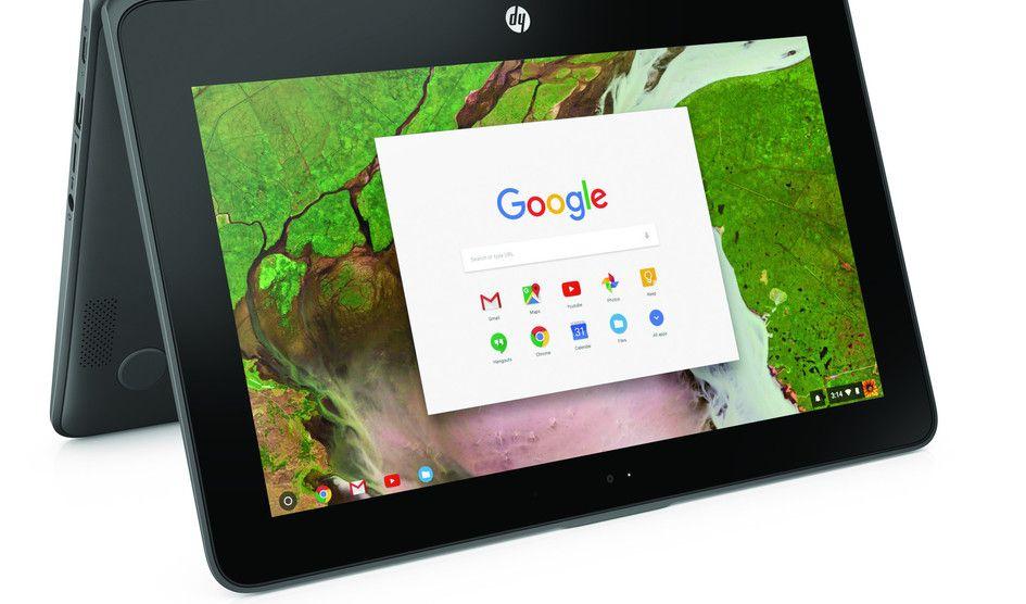HP Chromebook x360 para todo el mundo