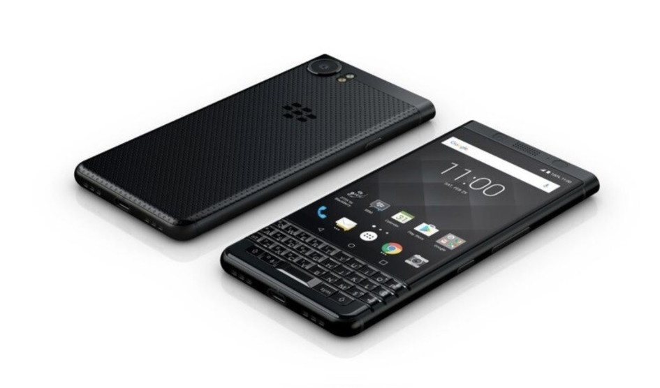 BlackBerry KEYONE Black Edition pronto en Canadá