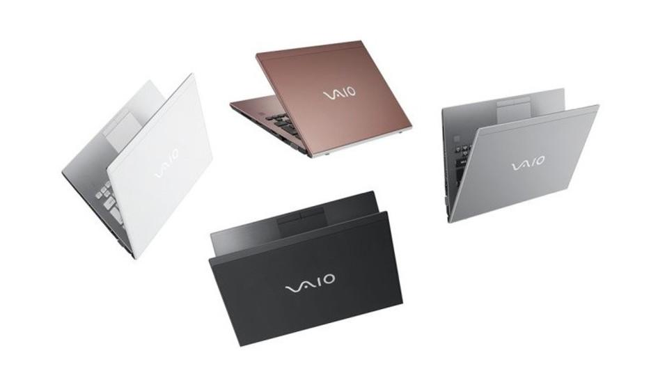 VAIO presenta tres nuevos portátiles de la serie S