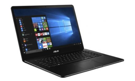 ASUS ZenBook Pro UX550 ya disponible
