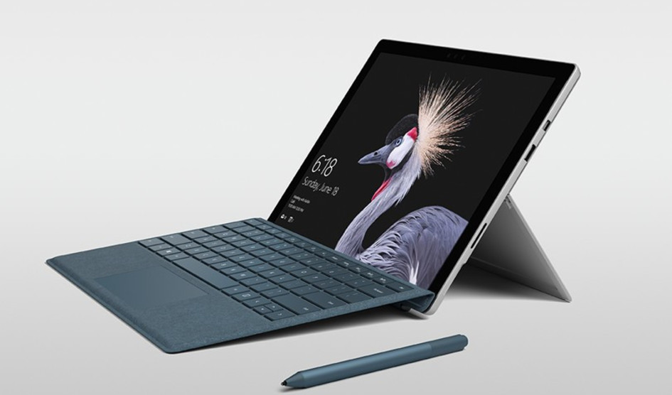 Microsoft LTE Surface Pro para el 1 de Diciembre