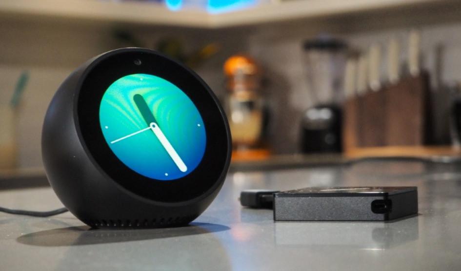 Amazon anuncia su nuevo altavoz Echo Spot