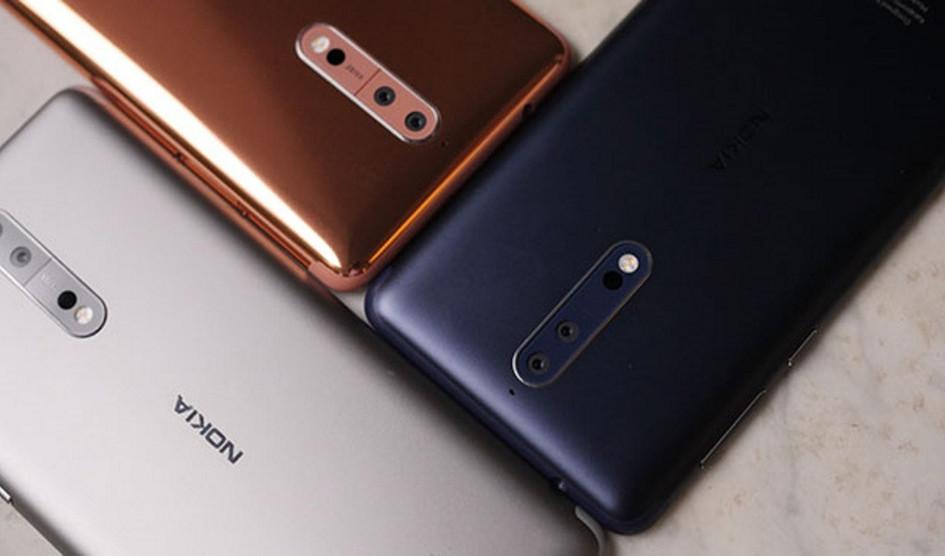 Nokia 8 recibirá Oreo el próximo mes