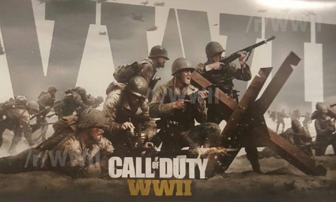 Call of Duty: WWII, ya dispone de requisitos