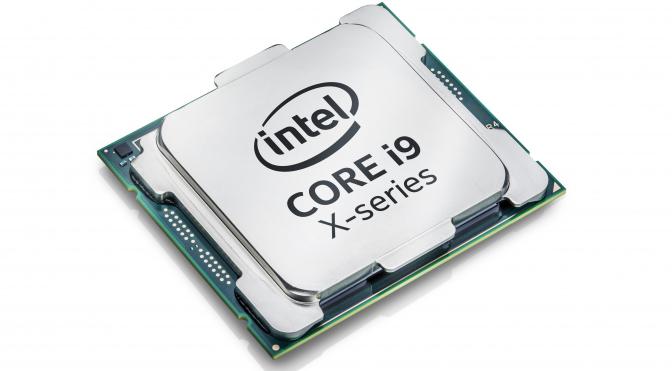 Intel Core i9 7920X ya disponible