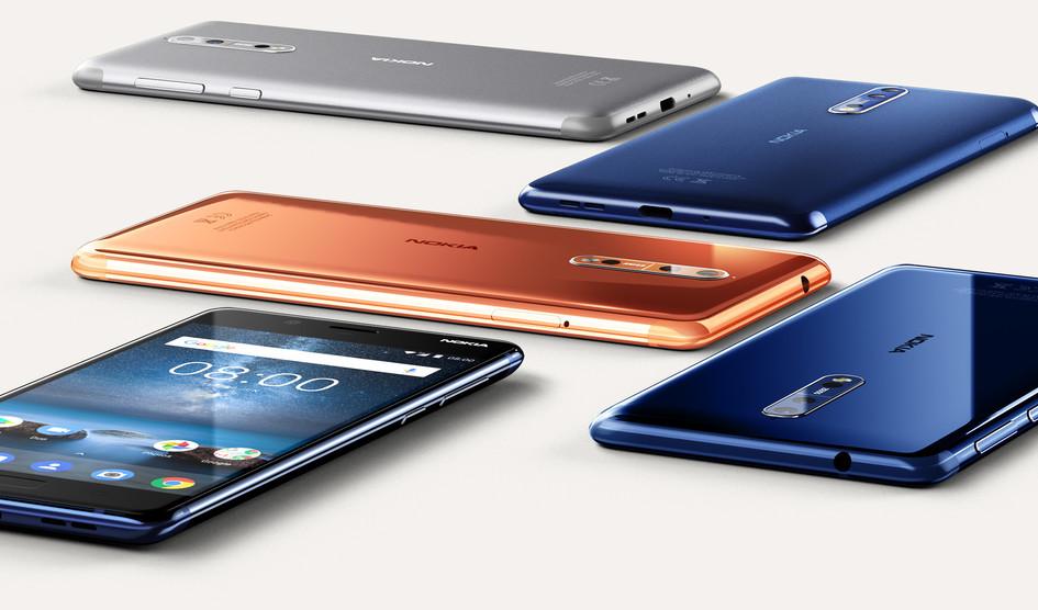 Todos los smartphones Nokia recibirán Android P