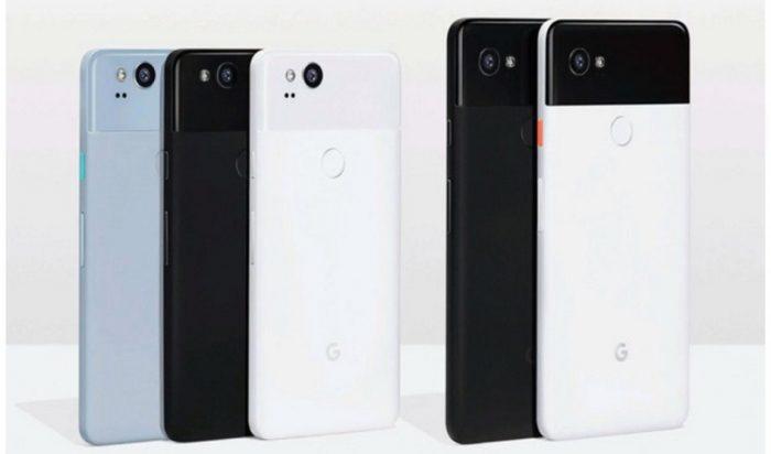 Google Pixel 2 y Pixel 2 XL anunciados
