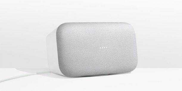 Google Home Mini y Home Max presentados