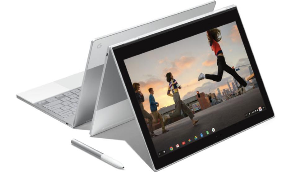 Google Pixelbook presentado, un Chromebook convertible