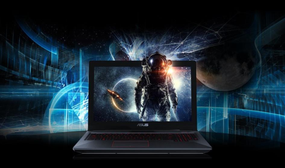 ASUS anuncia su nuevo portátil FX503