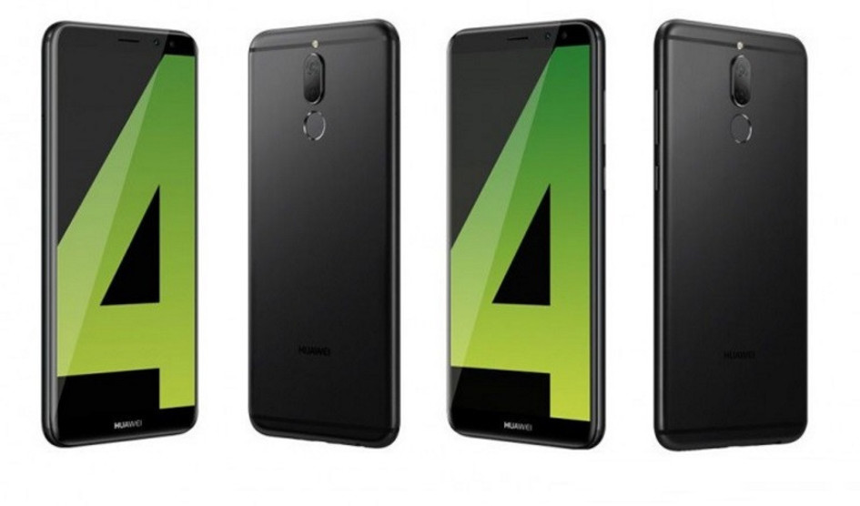 Huawei Mate 10 Lite avistado