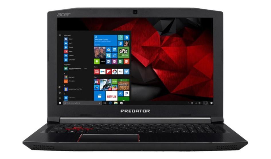 Acer lanza su flamante Predator Helios 300