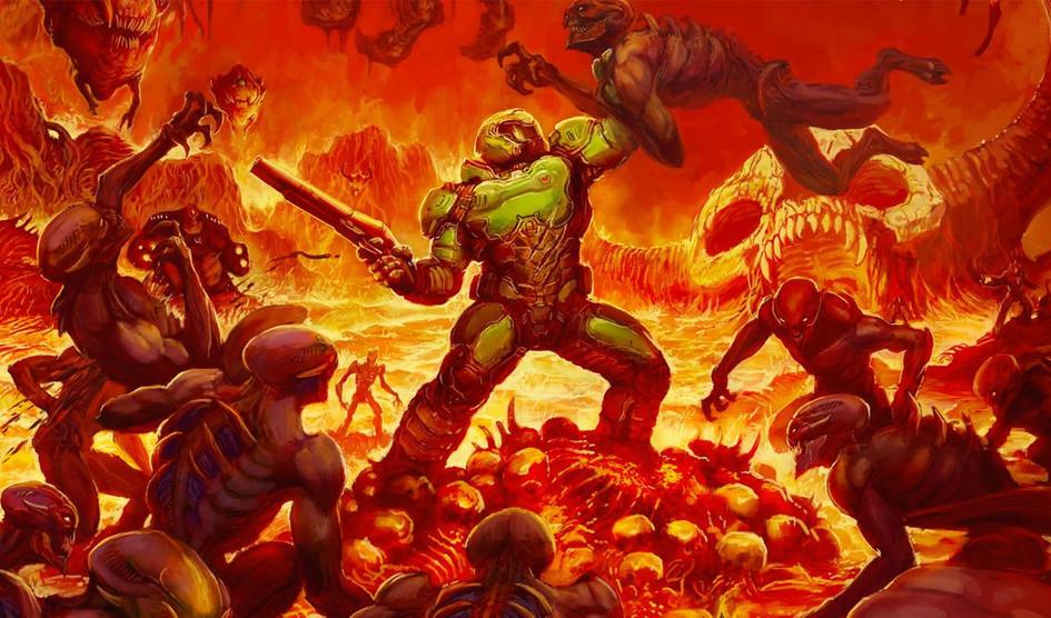 Doom para Nintendo Switch ya dispone de fecha
