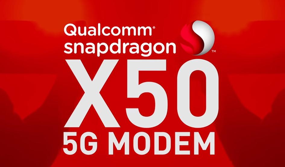 Qualcomm prueba con éxito la conexión móvil 5G con el módem Snapdragon X50
