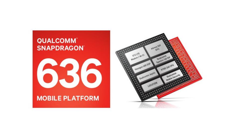 Qualcomm lanza su nuevo SoC Snapdragon 636