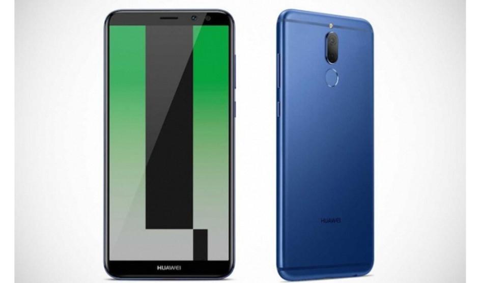 Huawei presenta el MATE 10 Lite