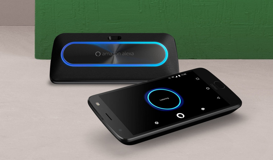 Motorola Alexa Speaker por 150$