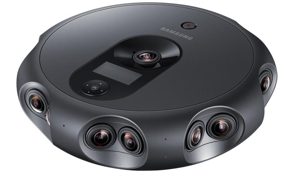 Samsung 360 Round, cámara VR de 360 grados
