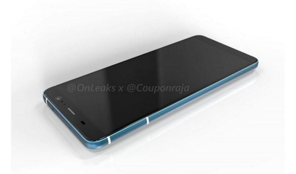 HTC U11 Plus aparece en escena
