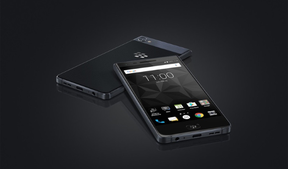 BlackBerry Motion ya disponible en Europa