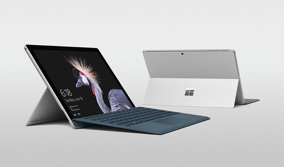 Microsoft retrasa su LTE Surface Pro para 2018