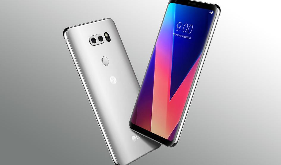 LG V30 libre ya se puede reservar en US
