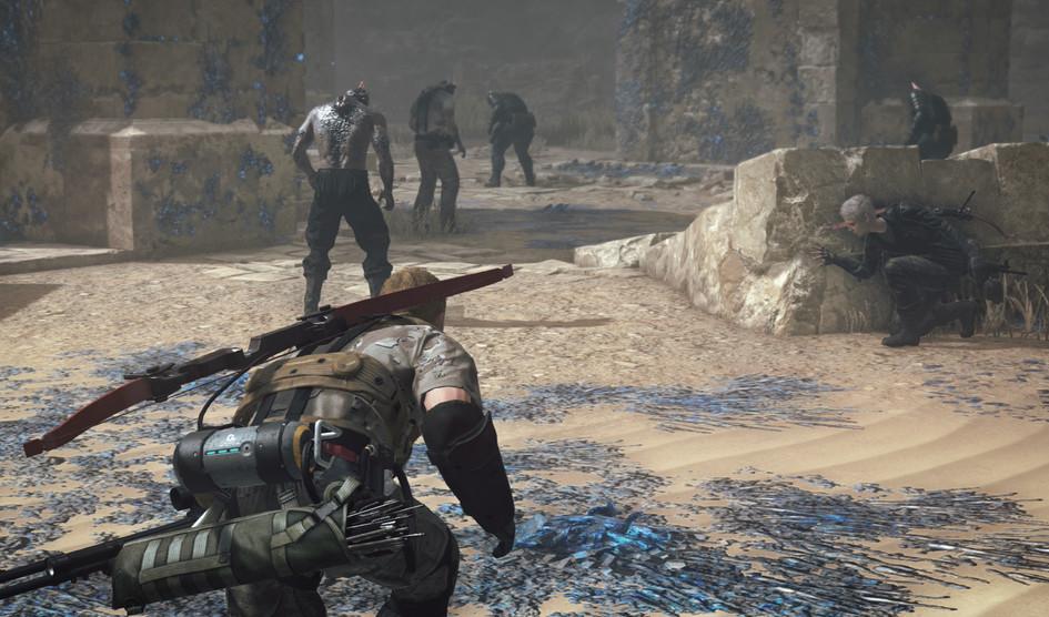 Metal Gear Survive disponible para Febrero 2018