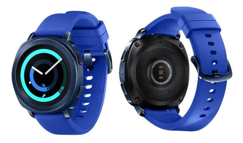 Samsung presenta Gear Sport y Gear IconX en US