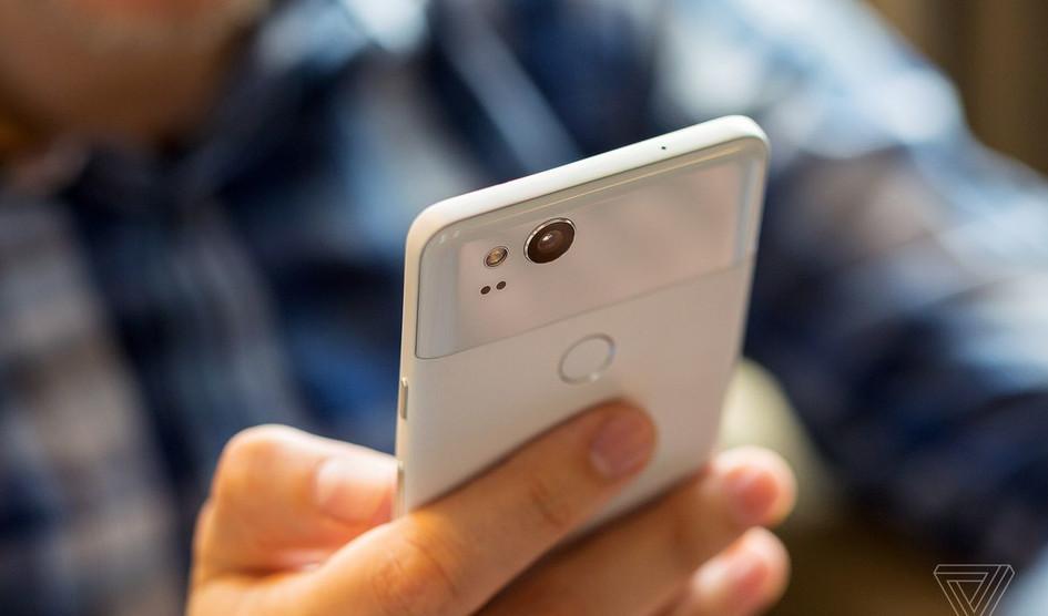 Google confirma corrección en Pixel 2