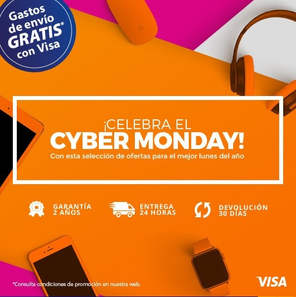 Cyber Monday PCComponentes