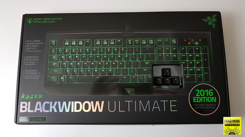 Review: Razer BlackWidow Ultimate 2016 Edition