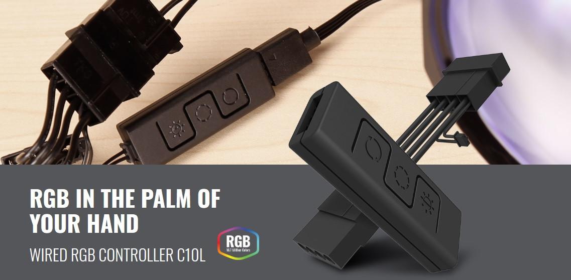 Cooler Master presenta sus ventiladores RGB   Fanáticos del hardware
