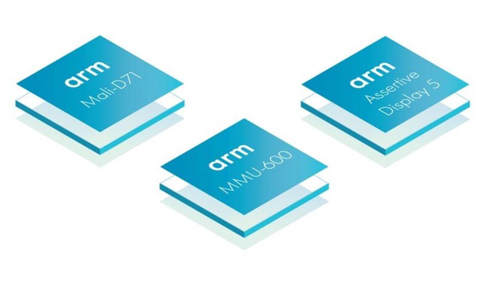 ARM anuncia su nueva y flamante Mali-D71